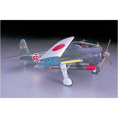 Maquette avion: B6N2 Tenzan Jill JT61 - Hasegawa-09061