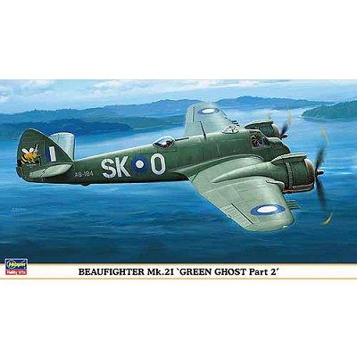 Maquette avion: Beaufighter MK.21  - Hasegawa-00943