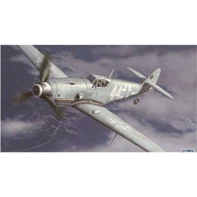Maquette avion: Messerschmitt BF 109G-10 NJG 11 - Hasegawa-09771