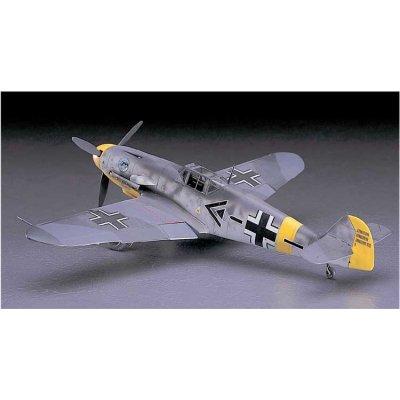 Maquette avion: Messerschmitt BF109F-2 - Hasegawa-09126