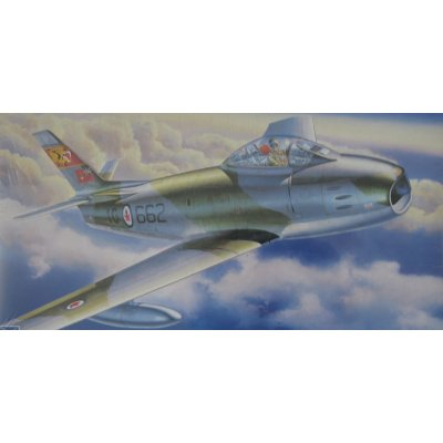 Maquette avion: CANADAIR Sabre MK.6 Canadian Armed Force - Hasegawa-09680