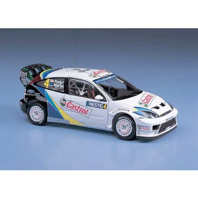 Maquette voiture : Ford Focus WRC 2003 - Hasegawa-25034