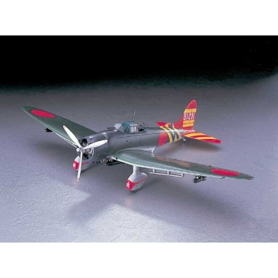 Maquette avion: D3A1 Bomber Val - Hasegawa-09055