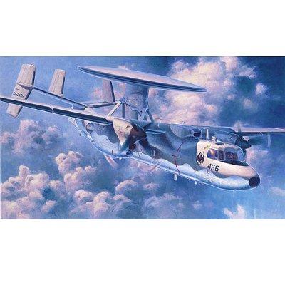 Maquette avion: E 31 E-2C Hawkeye 2000 JASDF - Hasegawa-01560