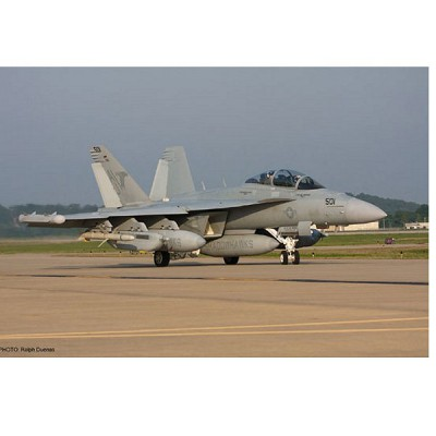 Maquette avion: EA-18G Growler Low Visibility - Hasegawa-09964