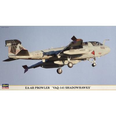 Maquette avion: EA-6B VAQ-141 Shadowhawks - Hasegawa-00893