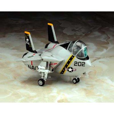 Maquette avion: Egg Plane : F-14 Tomcat - Hasegawa-60102