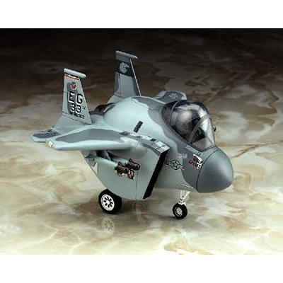 Maquette avion: Egg Plane : F-15 Eagle - Hasegawa-60101
