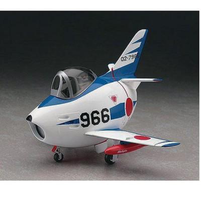 Maquette avion: Egg Plane : F-86 Sabre Blue Impulse - Hasegawa-60126