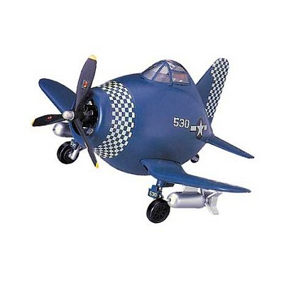 Maquette avion: Egg Plane : F4U Corsair - Hasegawa-60122