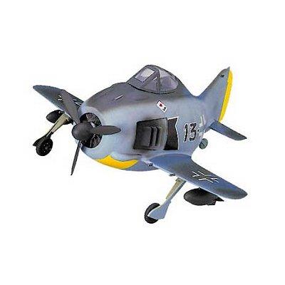 Maquette avion: Egg Plane : FW190A - Hasegawa-60121
