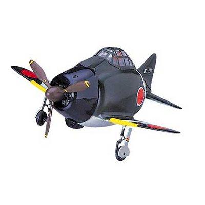 Maquette avion: Egg Plane : Zero Fighter - Hasegawa-60118