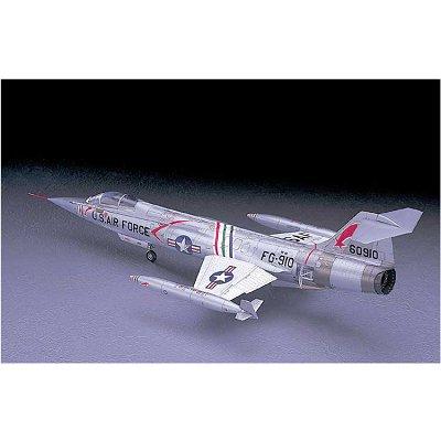 Maquette avion: F-104C StarFighter  US  PT19 - Hasegawa-07219