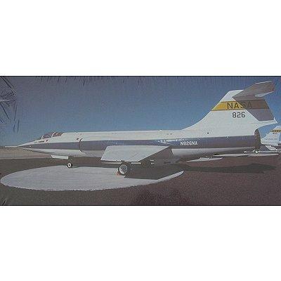 Maquette avion: F-104G StarFighter NASA - Hasegawa-09427