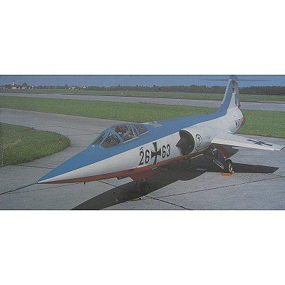 Maquette avion: F-104G StarFighter Vikings - Hasegawa-09475