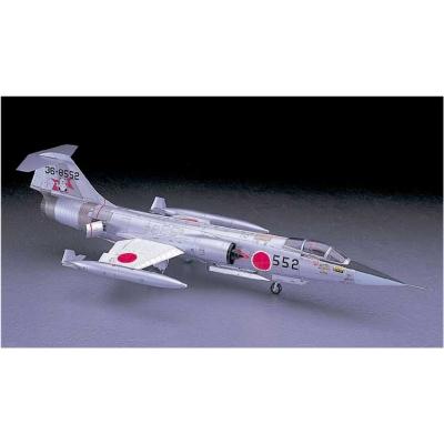 Maquette avion: F-104J StarFighter - Hasegawa-07218