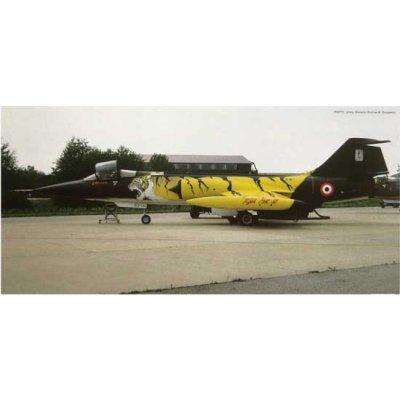 Maquette avion: F-104S Tiger Meet - Hasegawa-09767