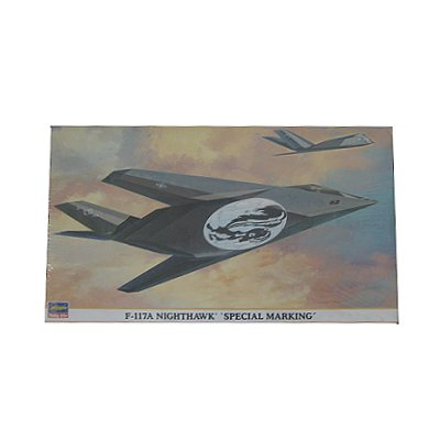 Maquette avion: F-117A Nighthawk Special Marking - Hasegawa-00747