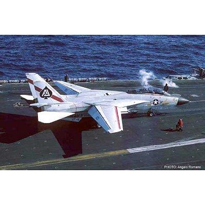 Maquette avion: F-14A Tomcat Black Aces - Hasegawa-00955