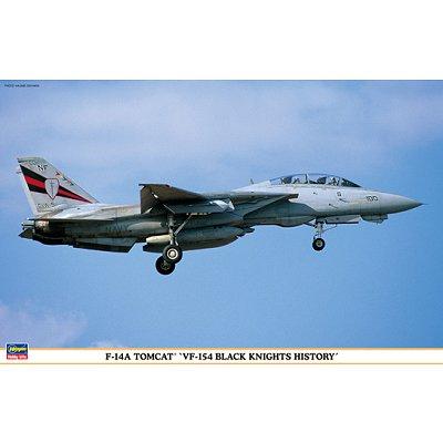 Maquette avion: F-14A VF-154 Black night - Hasegawa-09884