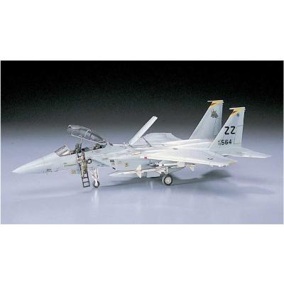 Maquette avion: F-15 D/J Eagle - Hasegawa-00435