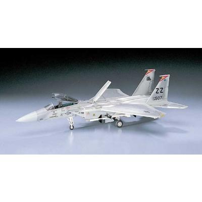Maquette avion: F-15C Eagle - Hasegawa-00336