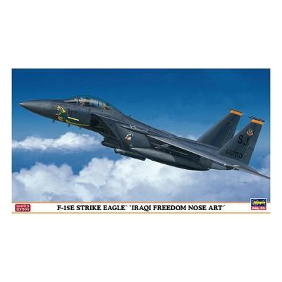 Maquette avion: F-15E Strike Eagle Iraqi - Hasegawa-01906