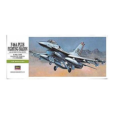 Maquette avion: F-16 A PLUS Falcon - Hasegawa-00231