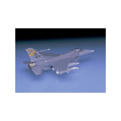 Maquette avion: F-16C BLOCK 50 FF - Hasegawa-00448