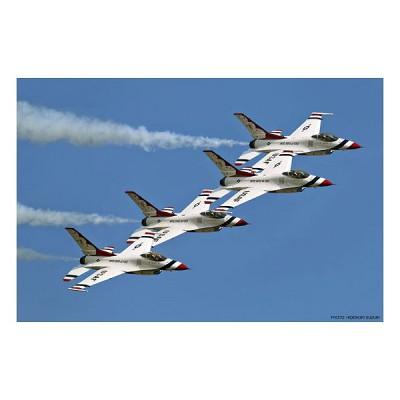 Maquette avion: F-16C Thunderbirds 2010 - Hasegawa-09935