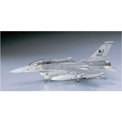 Maquette avion: F-16D Fighting Falcon - Hasegawa-00445