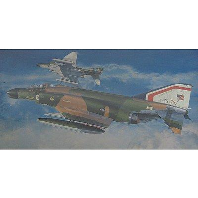 Maquette avion: F-4C/D Phantom II Bicentennial - Hasegawa-00848