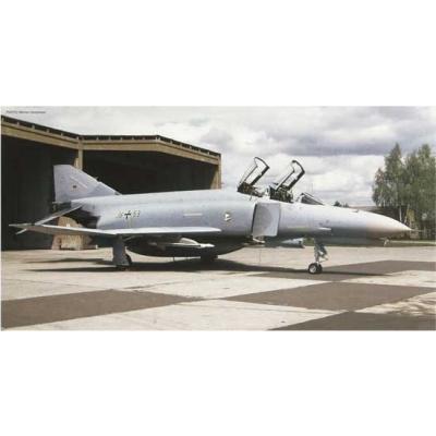 Maquette avion: F-4F Phantm II JG74 - Hasegawa-00864