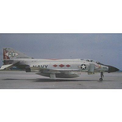 Maquette avion: F-4J Phantom II VF-102 Diamondbacks - Hasegawa-09727