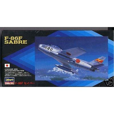 Maquette avion: F-86F Sabre - Hasegawa-00010