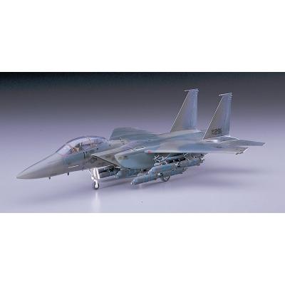 Maquette avion: F.15E Strike Eagle - Hasegawa-00540
