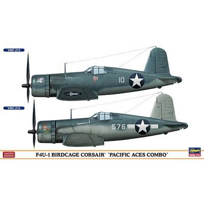 Maquette avion: F4U-1 Birdcage Corsair - Hasegawa-01946