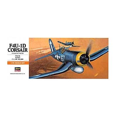 Maquette avion: F4U-1D Corsair - Hasegawa-00140