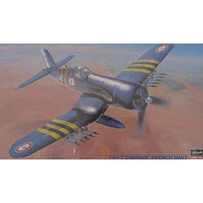 Maquette avion: F4U-7 Corsair French Navy - Hasegawa-09077