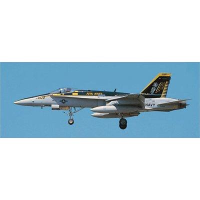 Maquettes avions: F/A-18C & F/A-18E Combo - Hasegawa-00981