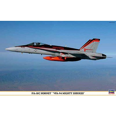 Maquette avion: F/A-18C Hornet VFA-94  - Hasegawa-09849