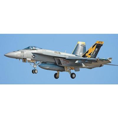 Maquette avion: F/A-18E Super Hornet VFA-115 Eagles CAG - Hasegawa-09916