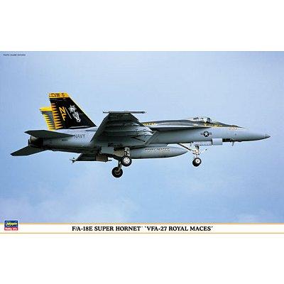 Maquette avion: F/A-18E VFA-27 - Royal Maces - Hasegawa-09877