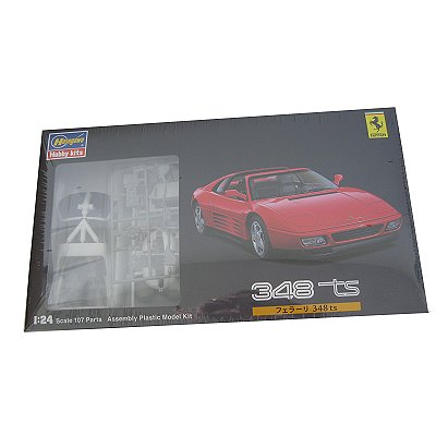 Maquette voiture : Ferrari 348 TS - Hasegawa-20231