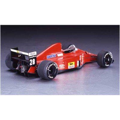Maquette Formule 1: Ferrari F1-89 - Hasegawa-20238
