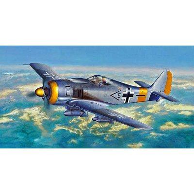 Maquette avion: Focke-Wulf Fw 190F-8 - Hasegawa-09856
