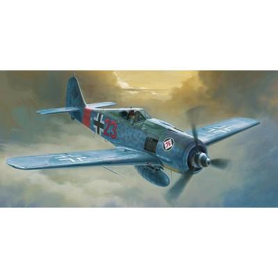 Maquette avion: Focke-Wulf FW190A-7 JG1 - Limited Edition - Hasegawa-09902