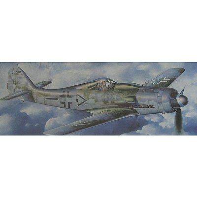 Maquette avion: Focke Wulf FW190D-9 The Fall of the Reich - Hasegawa-00375
