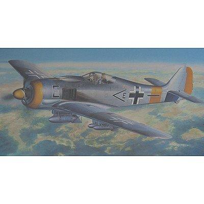 Maquette avion: Focke-Wulf FW190F-8 Schlachtgeschwader - Hasegawa-08151