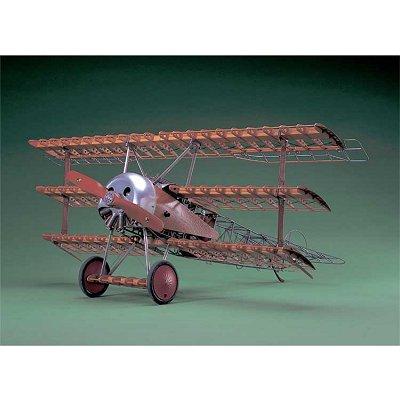 Maquette avion: Fokker DR.1 Bois - Hasegawa-50023